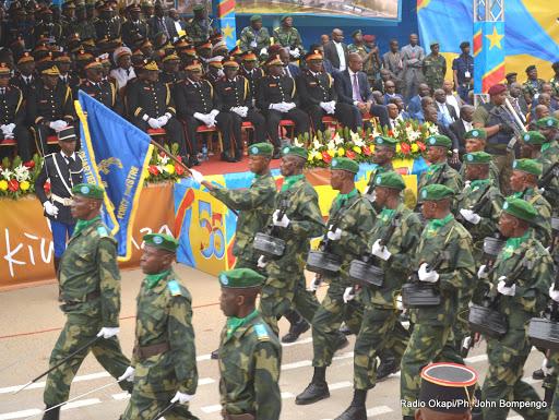 Une des moins puissantes au monde — Armée gabonaise