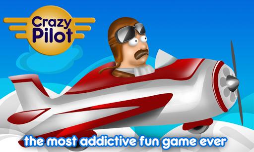 Crazy Pilot - Rescue Plane