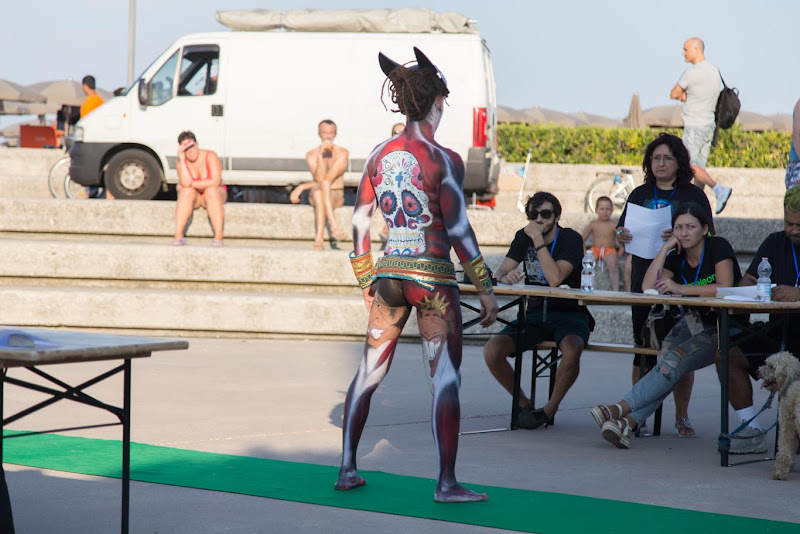 IMG_4987 Color Sea Festival Bodypainting 2018
