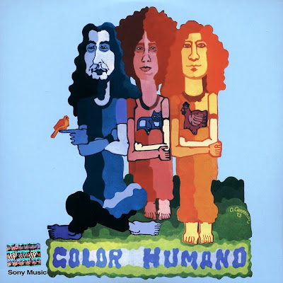 Color Humano ~ 1972 ~ 2nd