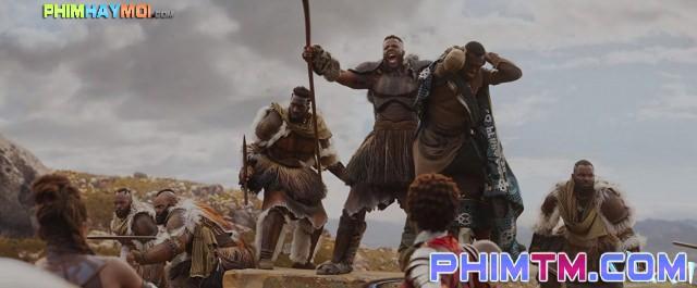 Xem Phim Chiến Binh Báo Đen - Black Panther - phimtm.com - Ảnh 3