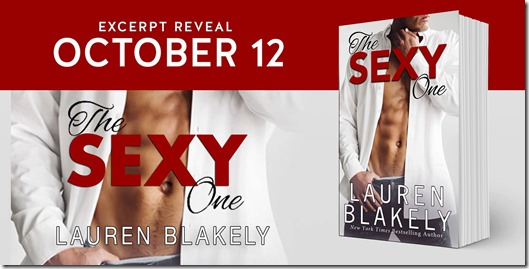 The sexy one excerpt reveal