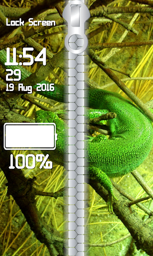 Download Wild Animal Zipper Lock Screen Android Apps Apk