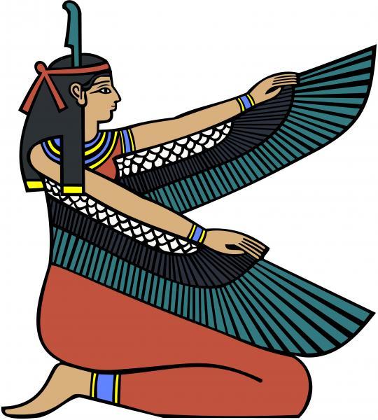 Selanit Maat, Egyptian Magic