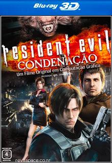 Resident Evil: Condenação 3D Half-SBS BluRay 1080p Dual Áudio