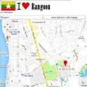 Rangoon map icon