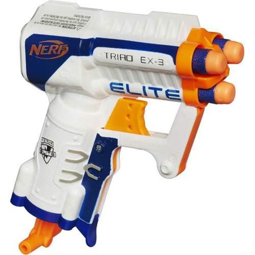 Súng đồ chơi Nerf N-Strike cho bé 8 tuổi