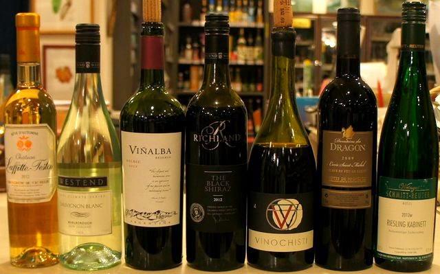 特選おいしいワインを毎月お届け頒布会