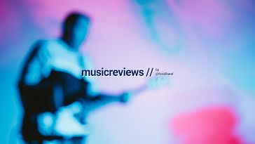 Music Reviews - YouTube Channel Art template