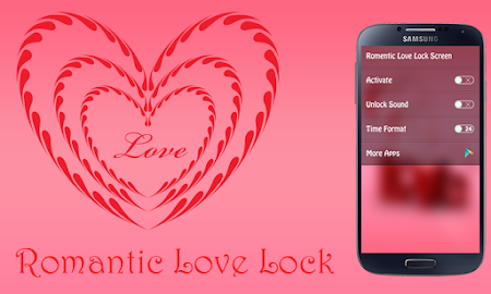 Romantic Love Lock Screen 1.0 screenshot 94166