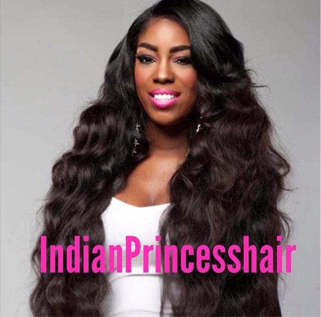 Tali Michelle My Picks Best Black Owned Virgin Hair Companies