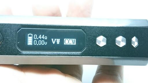 DSC 4220 thumb%255B2%255D - 【MOD/スターター】「Vaporesso Tarot Miniスターターキット」(ヴァポレッソ・タロットミニ)レビュー!自動ワッテージ調節&CCW/CCTつき18650バッテリーシングルサイズBOX MOD【電子タバコ/VAPE】