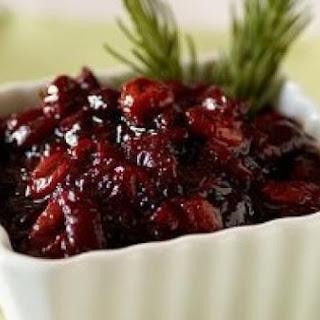 Cranberry Marsala Marinade