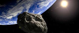 Un astéroïde a frôlé la Terre et personne ne l'avait vu venir