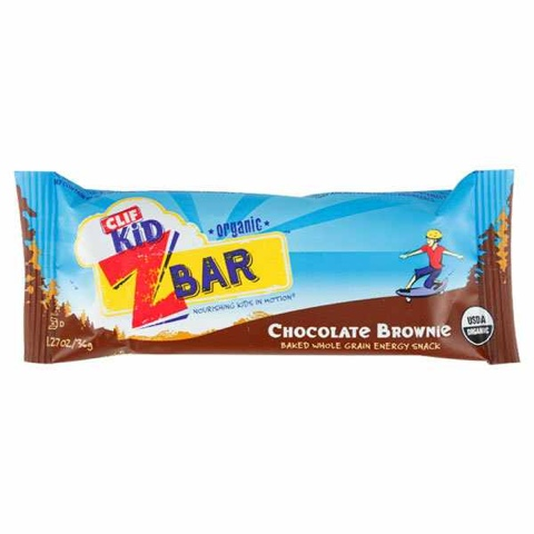 All natural food zone food review 36 clif kid z bar for Food bar t zone
