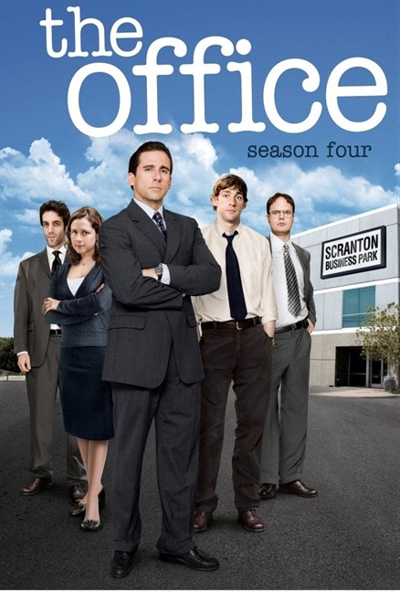 The Office Temporada 4 - series sucessos