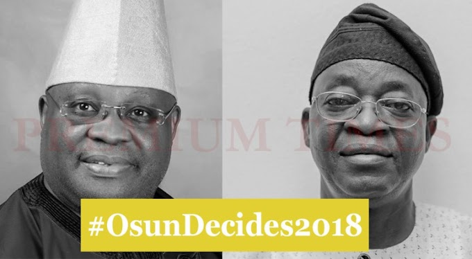 #Osundecides: INEC officially declares osun governorship pool inconclusive