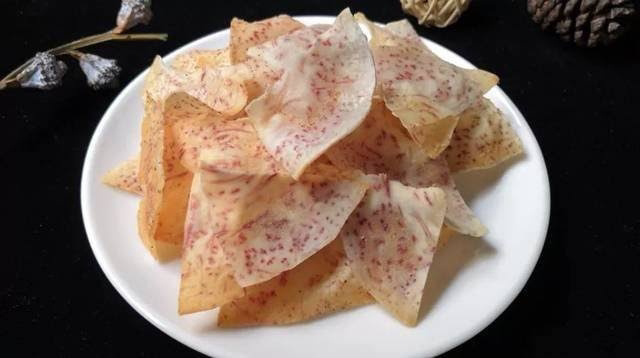How to make cocoyam chips