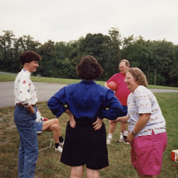 Fellowship Class - 1994-09 Volleyball
