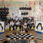 Black & White Colour Day (Nursery) 29.02.2016