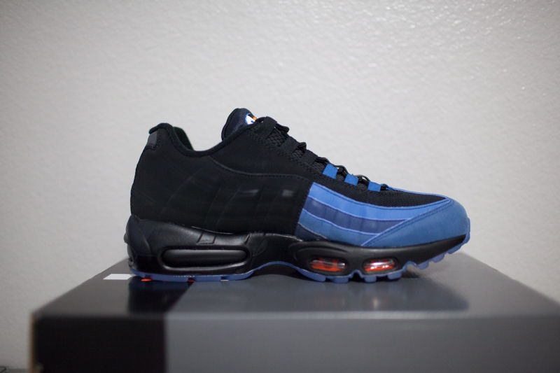 ... Detailed Look at the Quickstrike Nike Air Max 95 LeBron James ...