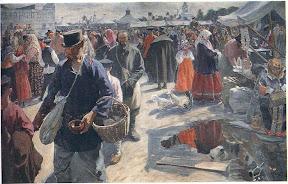 Куликов. Ярмарка в Муроме (1910—1912)