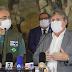 Governador da PB apresenta dois projetos de saúde em reunião com ministro Marcelo Queiroga