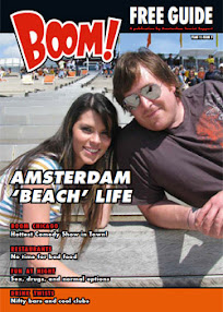 Cover of Joy Of Life's Book Amsterdam Beach Life Free Guide