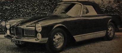 Facel Vega 1960 Facelia