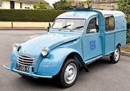 Citroën 1960 2 CV AZU EDF-GDF
