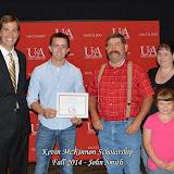 Scholarship Awards Ceremony Fall 2014 - John%2BSmith.jpg