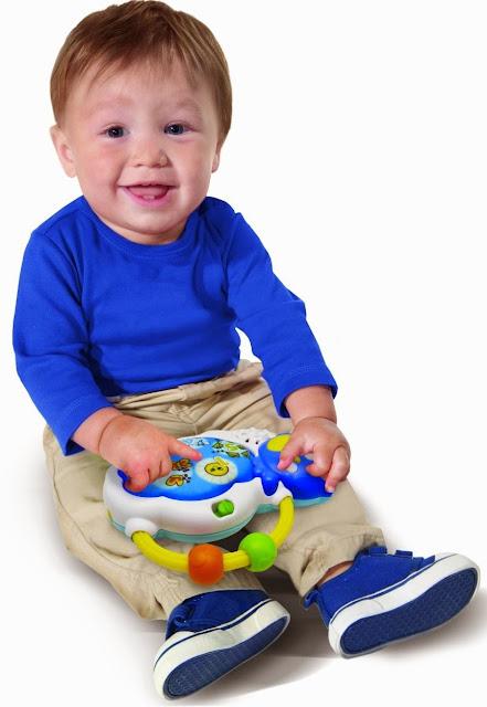 Đàn tập đếm LeapFrog dạy bé học đếm trước tuổi đến trường