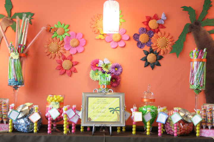 Plus This Gives You An Added Advantage To Add A Candy Buffet Your Proposal Party Decor
