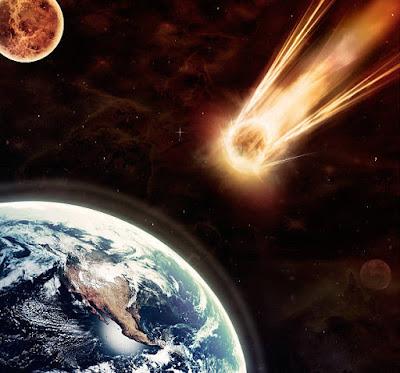 Asteroid ! क्रिसमस की रात पृथ्वी के करीब से गुजरेगा Asteroid