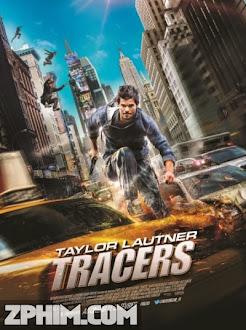 Tẩu Thoát - Tracers (2015) Poster