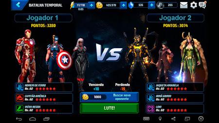Nova Batalha Temporal