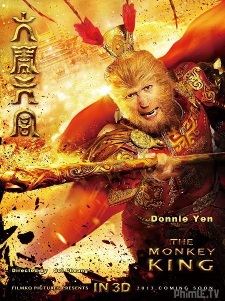 Phim Đại Náo Thiên Cung - The Monkey King - Thuyết minh