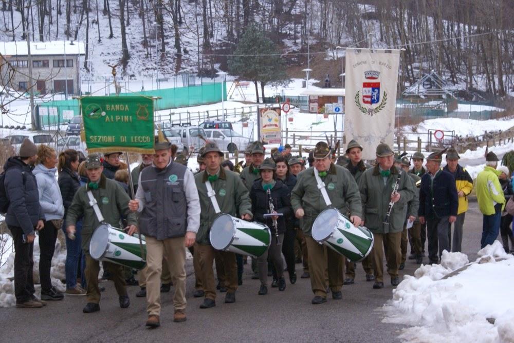 Campionato Nazionale ANA sci di fondo Piani di Bobbio - Campionati%2BNazionali%2BANA%2BBarzio%2Bapertura%2B30.JPG