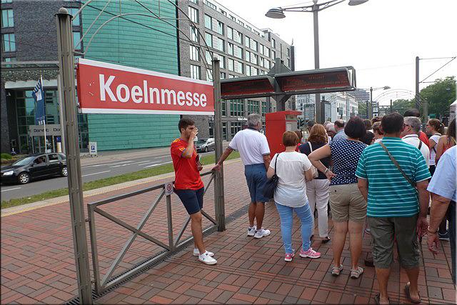Parada del S-Bahn