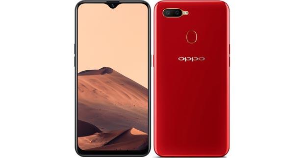 Oppo A5s Spesifikasi