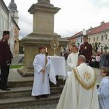 procesia BOŽIE  TELO 2013