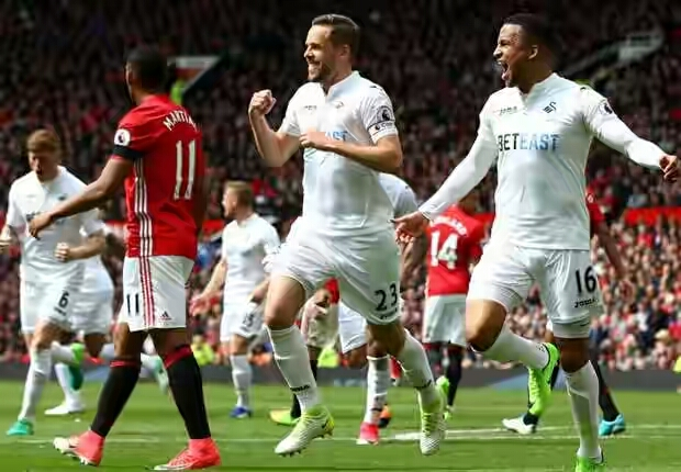 Video: Manchester United 1 – 1 Swansea City [Premier League] Highlights 2016/17