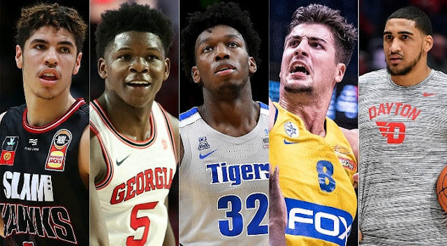 2020 NBA Draft: Everything you need to know about the draft, mock drafts, picks, order, trades, selections