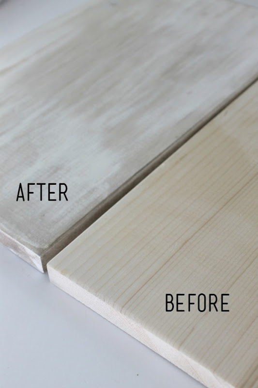 weathered wood tutorial
