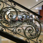 Кованые лестницы, лестничные ограждения, поручни