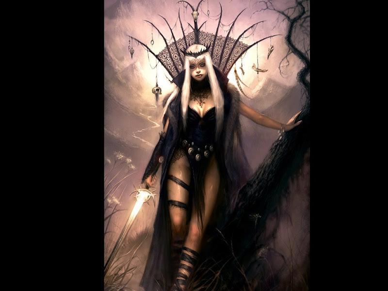 Queen Of Earthly Shackles, Demonesses