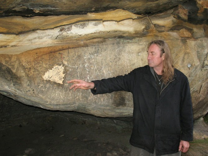 Australian rock art threatened by a lack of conservation