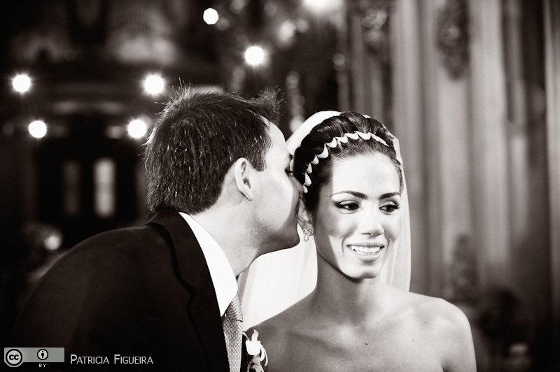 Foto de casamento 0841pb de Fabiana e João. Marcações: 29/05/2010, Casamento Fabiana e Joao, Rio de Janeiro.