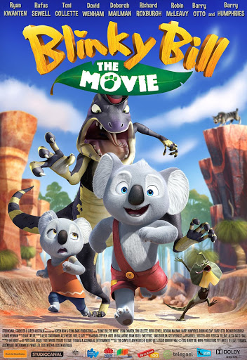 Blinky Bill the Movie - Cuộc Phiêu Lưu Của Blinky Bill