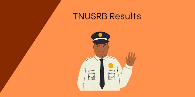 Tentative Police Constable Selection Schedule 2021
